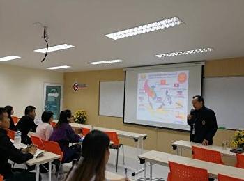 รัฐศาสตรมหาบัณฑิต รู้จักไทย เข้าใจอาเซียน