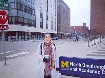 หัวหน้าสาขารัฐศาสตร์ วิทยาลัยนวัตกรรม นำเสนอผลงานวิจัย ในงานสัมมนาวิชาการระดับนานาชาติ ณ. University of Michigan