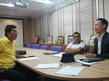 สาขาวิชาการจัดการฟุตบอลอาชีพ จัดประชุมคณะกรรมการประจำหลักสูตร