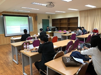 On November 30, 2561 Dr. Pichet was chairman Vichai Executive MBA Program. Management Professional Soccer College of Innovation and Management Has joined as Director Conferences and presented research results at the national level, at the 2nd, 4th Floor
