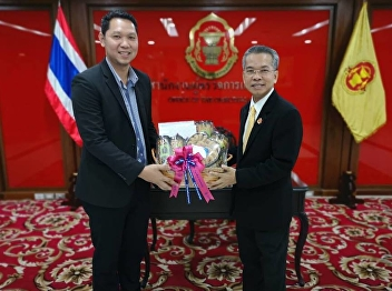 On November 26th 2018, Dr.Pattarawit Yoowatthana; the deputy dean of student affairs of Collage of innovation and management along with personnel, and students' representative went to meet Dr. Raksakacha  ChaeChai; the secretary of Office of the Ombudsman