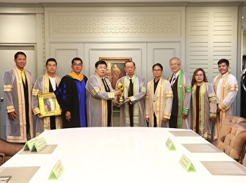 College of Innovation and Management University Congratulations to the graduates honorary.