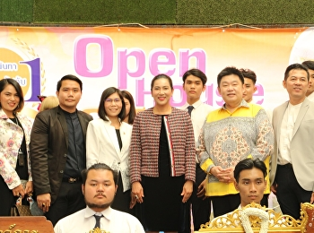 The opening of the Open House CIM 2019