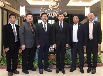 เข้าร่วมรับฟังการบรรยายพิเศษวิชา GEH0102 สังคมไทยในบริบทโลก เรื่อง