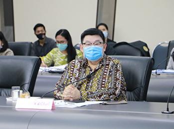 คณบดีว.นวัตกรรมฯ เข้าร่วมประชุมคณะกรรมการบริหารงานวิชาการ ครั้งที่1/2564