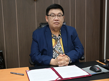 Thursday 18 February 2021 College of Innovation and Management Suan Sunandha Rajabhat University Organized an orientation program for students from the People's Republic of China. In online form