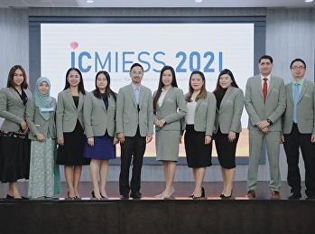 ว.นวัตกรรมฯ จัด International Conference ( ICMIESS 2021) เป็นปีที่ 2