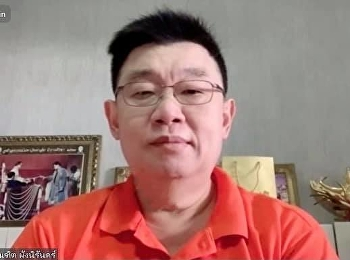 Assoc.Prof.Dr.Bundit Pungnirund, Dean of the College of Innovation and Management Be a member of independent research and thesis examination committee